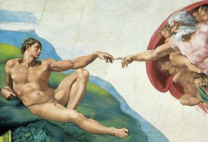 The Creation of Adam (Michelangelo)