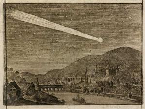 The Great Comet of 1680.